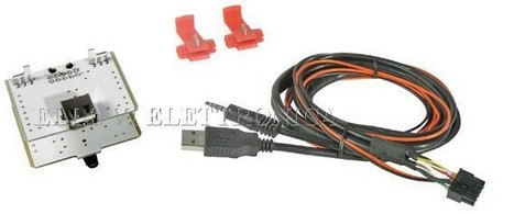 05802 Interfaccia Cavo Ripristino Recupero USB AUX BLUE&ME Alfa Romeo Fiat Lancia Sistema Windows