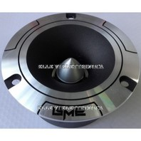 TW 46 GME Coppia Super Tweeter 250 Watt 125 RMS 105 Db SPL Dome Titanium